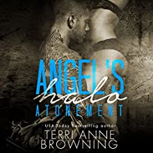 Angel's Halo: Atonement Audiobook by Terri Anne Browning Narrated by Chelsea Hatfield, Jae Delane, Holden Stillwell, Patrick Garrett, Tyler Ryan