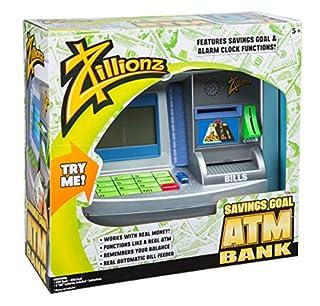 Zillionz Savings Goal ATM Bank (B000EULXG6) | Amazon price tracker