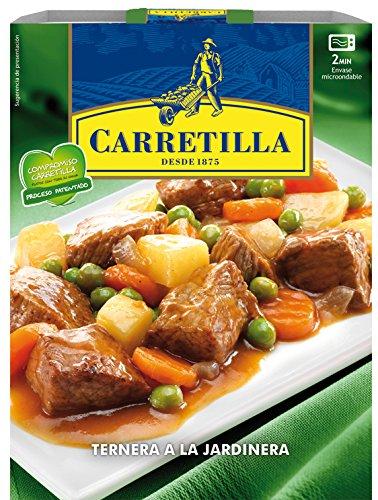 Carretilla Ternera a la Jardinera - 275 g