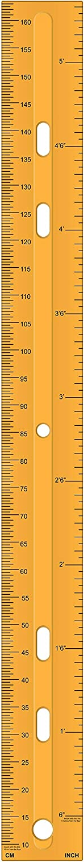 Wee Blue Coo Mermaid Under Sea Bedroom Boy Girl Kids Tall Wall Height Chart