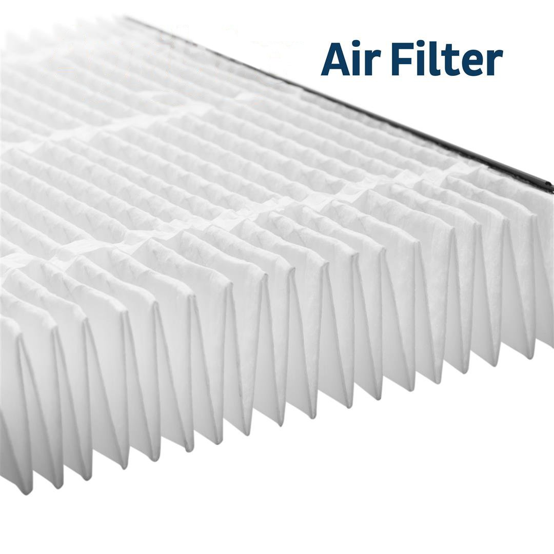 Aprilaire 213 Air Filter for Air Purifier Models 1210, 2210, 3210, 4200, 2200; Pack of 8 by Aprilaire (Image #2)