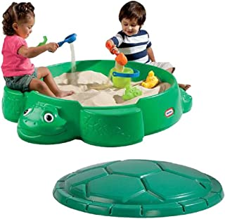 product image for Little Tikes Turtle Round Sandbox, Kids Sandbox