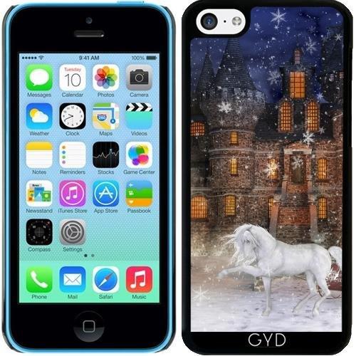 Coque pour Iphone 5c - Le Temps De Noël 4 by Gatterwe