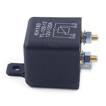 beler 4-Pin 12V 120Amp Heavy Duty Power Starter Schalter Split ...