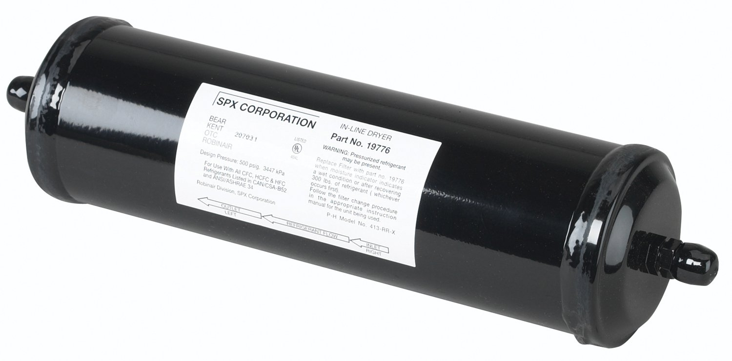 Robinair (19776) Replacement Recycling Filter Drier for 17800B