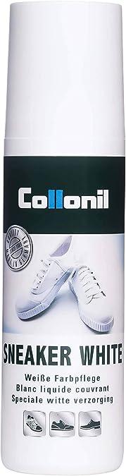Shoe Polish Sneaker White