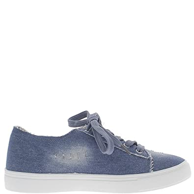 Sneakers blu scuro per donna Chaussmoi Sfy8Y