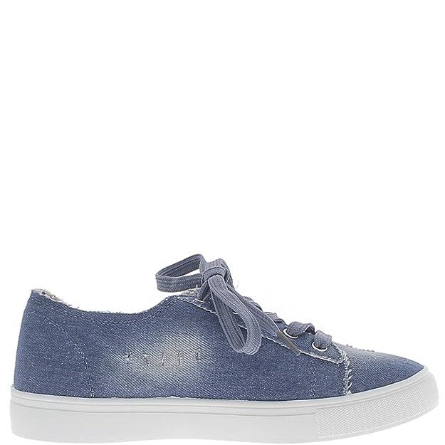 Sneakers blu scuro per donna Chaussmoi bD4m51