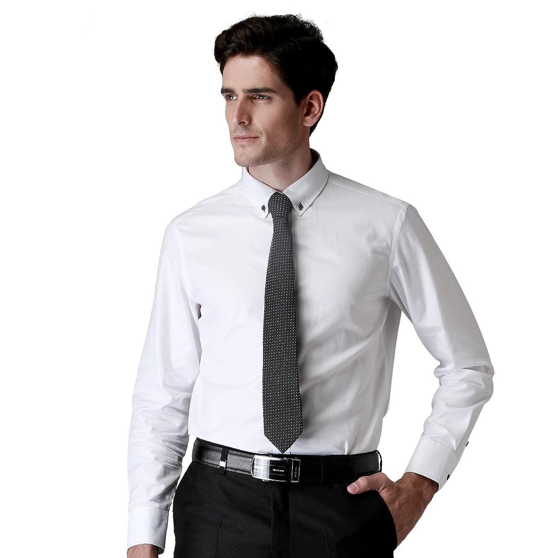 男士正装衬衣图片_男士商务衬衫正装牌子哪个好 男士商务正装衬衫怎么样