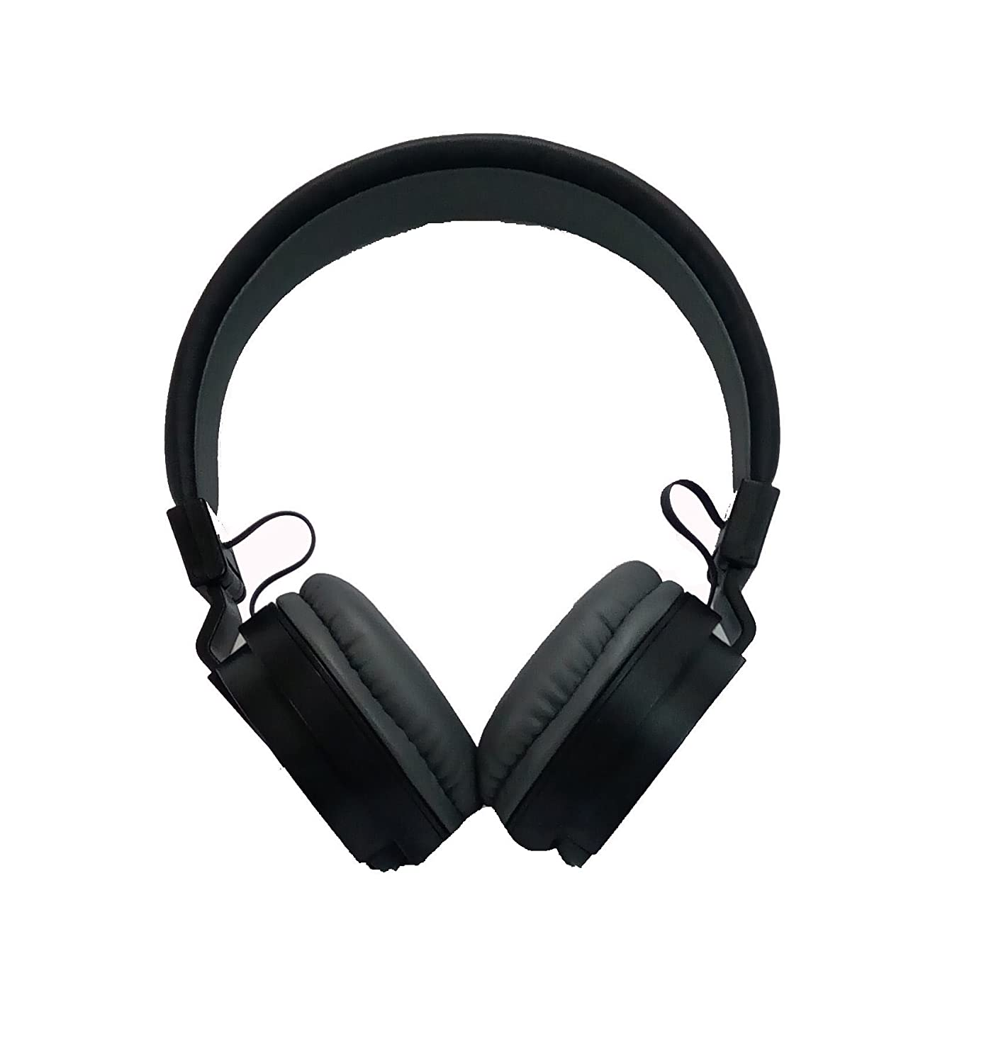 d01bd556d73 Amazon.in: Buy Corseca 3213 HD Stereo Sound On Ear Light Wired Headphones  with Mic and 40mm Drivers for Enhanced Bass (Black) Online at Low Prices in  India ...