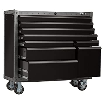 Lovely Viper Tool Storage VV4109BLT R Armor Series 41 Inch 9 Drawer Rolling Tool