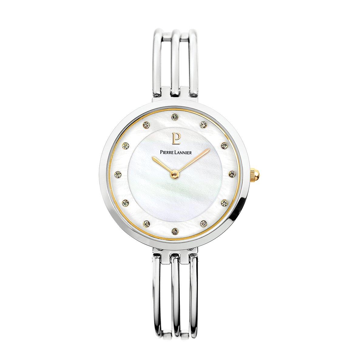Women's Watch Pierre Lannier - 015H690 - ELEGANCE STYLE - Silver by Pierre Lannier