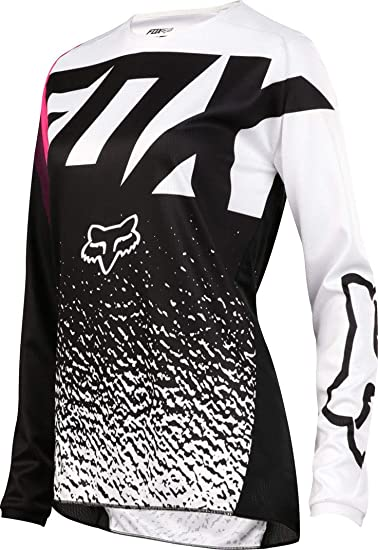Black//Pink Fox Racing 2017 180 Kids Girls Off-Road Motorcycle Jerseys