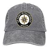 KERLANDER US Army Veteran Intelligence Adjustable Washed Twill Baseball Cap Dad Hat