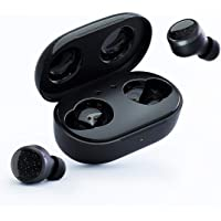 [2020 Latest Upgraded] TANGMAI W0 True Wireless Earphones Bluetooth 5.0 Headphones with Microphone, Vocal-Sac Deep Bass…