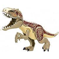 Building Blocks Dinosaur Toys, 28cm Kids Dinosaur Building Blocks Carnivorous NIU Long Tyrannosaurus Hybrid Raptor Tyrannosaurus Toy, Children Gift Toy Dinosaur