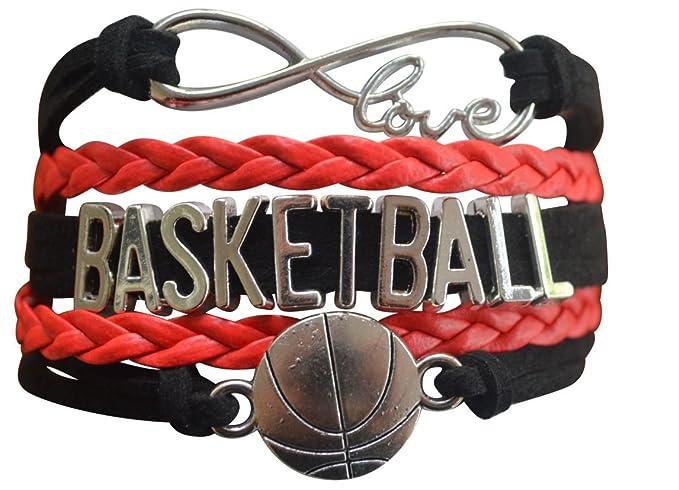 Amazon.com: Baloncesto bracelet- Encanto bracelet ...