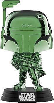 Funko Pop Disney: Star Wars Boba Fett (Green Chrome) Summer Convention