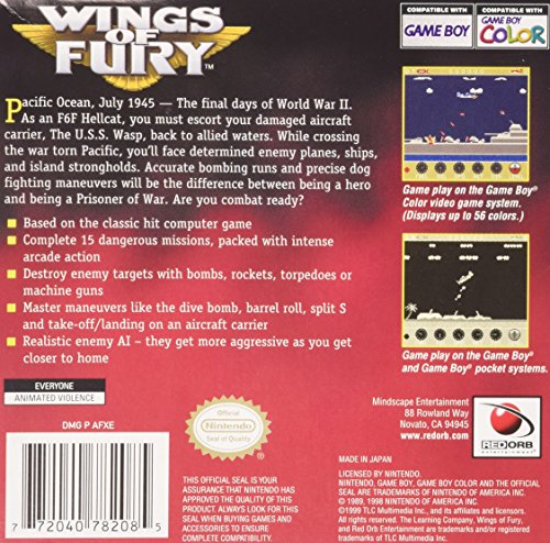 Amazon Wings Of Fury Video Games