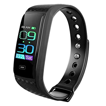 Amazon.com: Gal Unisex Smart Bracelet Smartwatch Android iOS ...