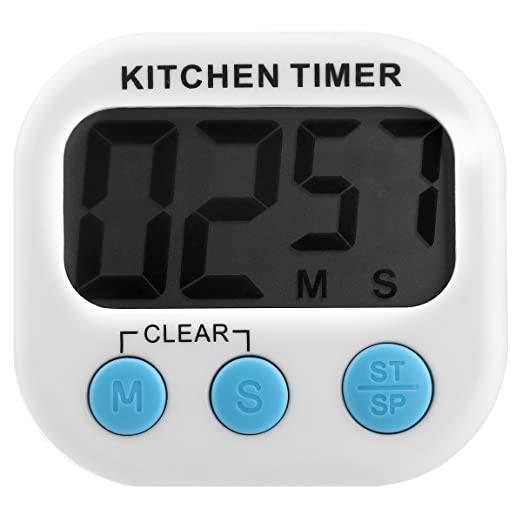 Amazon 2 Pack Digital Kitchen Timer Cooking Timeronline Rhamazon: 4pcs Kitchen Timer Arthome Digital Cooking Time... At Home Improvement Advice