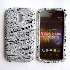 Bling Rhinestone Hard Case for Samsung GALAXY Nexus Verizon SCH-I515 CDMA