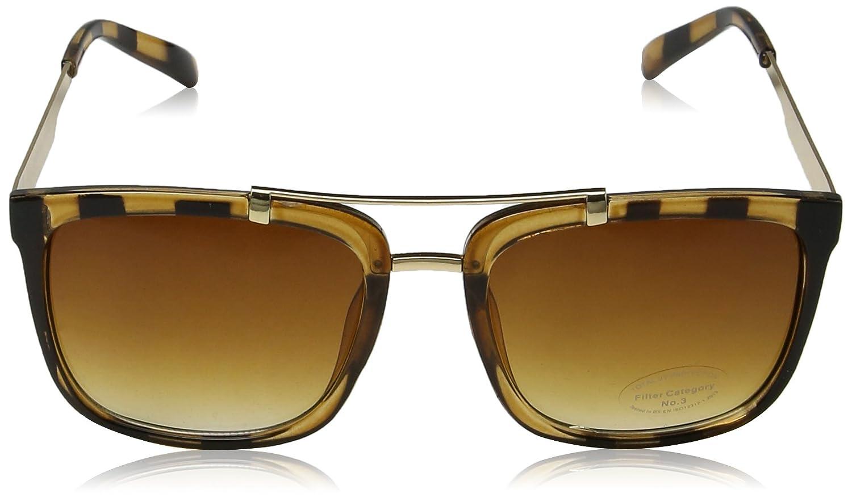 Eyelevel Damen Sonnenbrille Tyler, Braun (Brown/Brown Gradient), 55