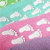 kilofly Non-Skid Cotton Gripper Socks Value Pack
