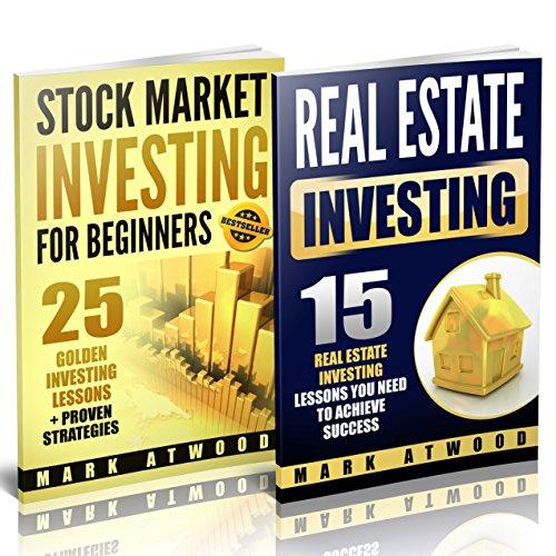Passive Income: Real Estate Investing + Stock Market Investing Bundle - Earn Passive Income For A Lifetime