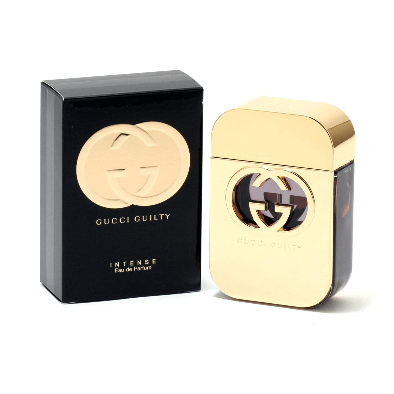 Feel yourself guilty of a celebration with Gucci Guilty Intense