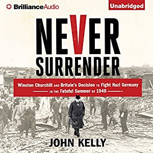 Never Surrender Audiobook