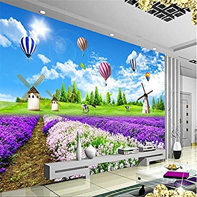 XLi-You 3D Landscape Garden Floral Sofas In The Living Room Tv Background Wall Paper Murals Seamlessly