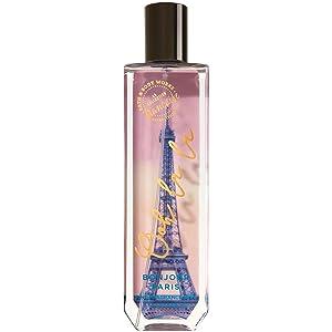Bath and Body Works Bonjour Paris Fine Fragrance Mist 8 Ounce Full Size Retired Fragrance