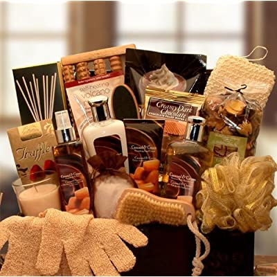Spa Gift and Treats for Her - Great Gift for Mom for Christmas, Mothers Day or Birthday
