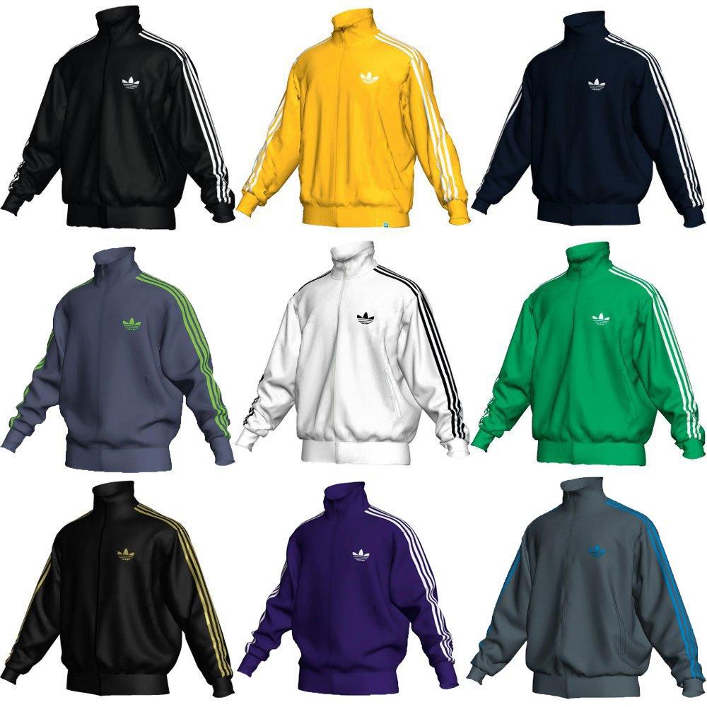 Adidas Firebird TT Women's Jacket, Men, noble tealaluminium