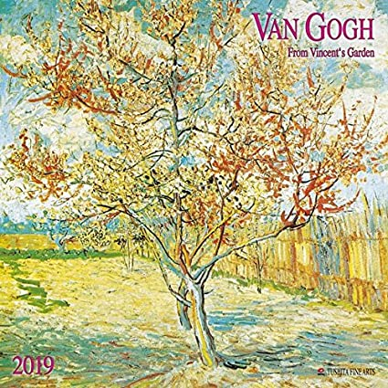 Van Gogh From Vincentu0027s Garden 2019 (FINE ARTS)