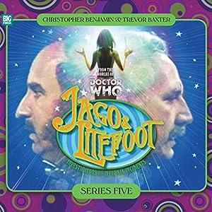 Jago & Litefoot Series 5 Radio/TV Program