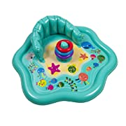 SwimSchool SSI11262 at The Beach Baby Splash Mat (no Canopy)