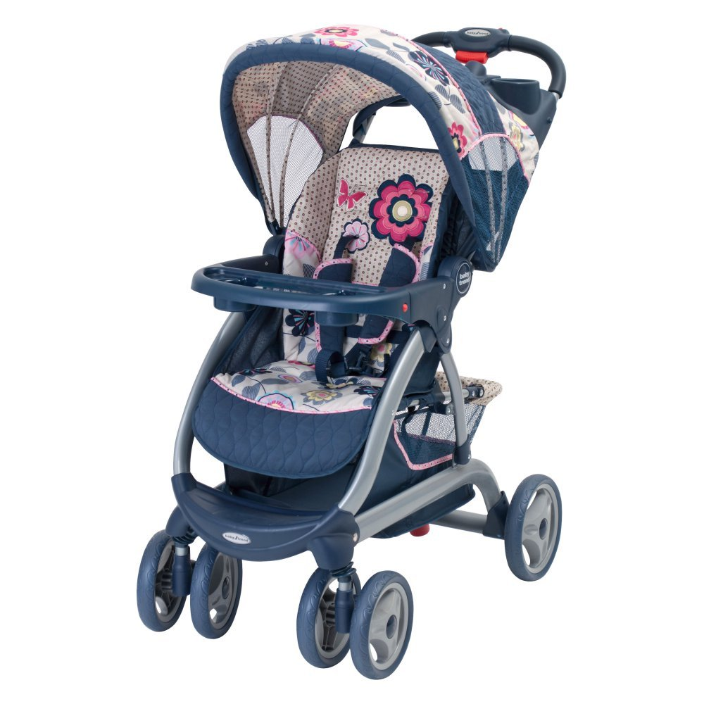 Amazon.com : Baby Trend Free Style Stroller, Chloe : Standard Baby ...