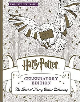 Harry Potter Colouring Book Celebratory Edition: The Best of ...