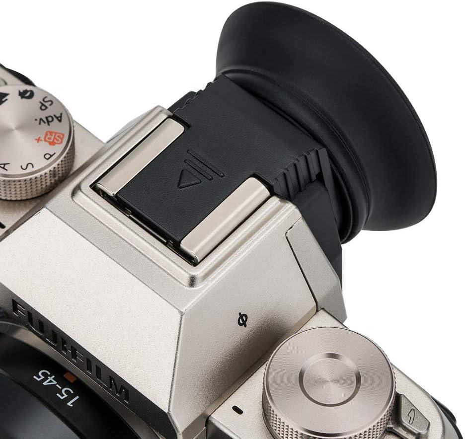 JJC KE-XT100 Silicone Eyecup Eyeshade Eyepiece for Fujifilm X-T100 Camera