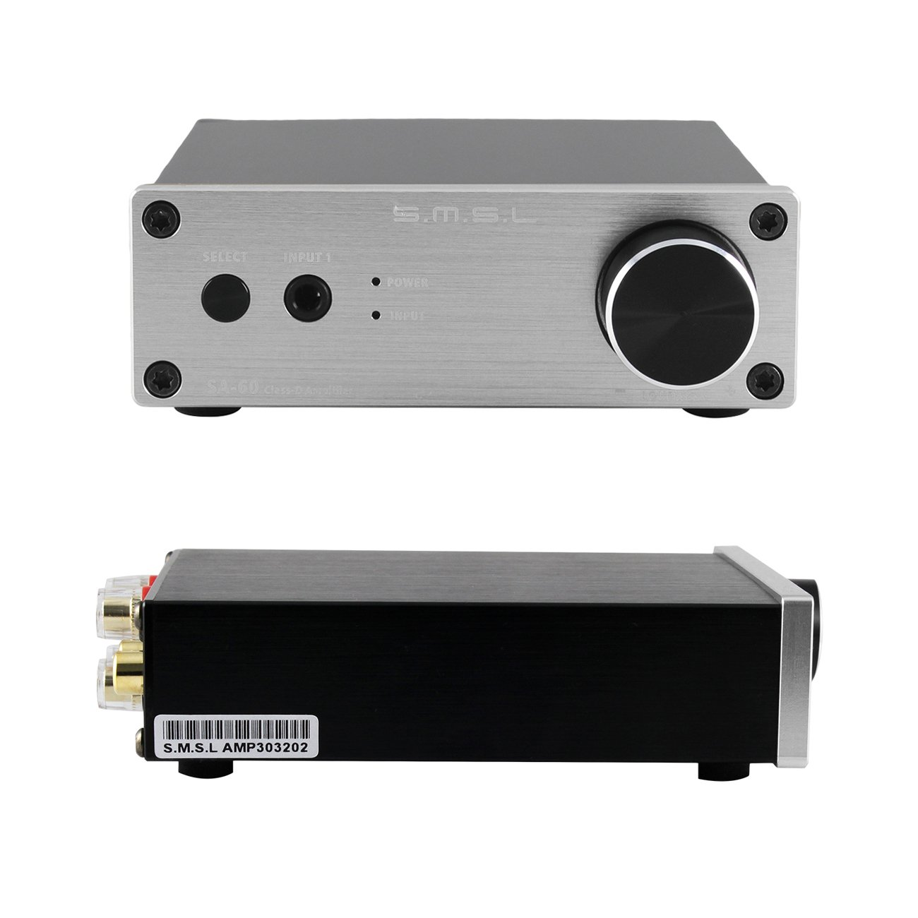 Smsl Sa 60 Hi Fi Digital Stereo Design Verstrker Elektronik Ic 484 Am Radio Receiver
