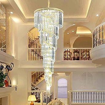 Luminaires Suspendus Lustres En Cristal Escaliers Spirale