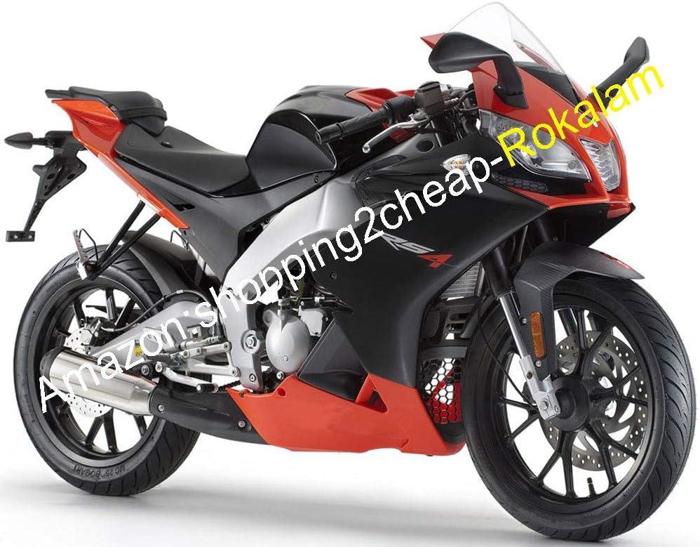 Motorrad Verkleidungen Für Aprilia Rs4 125 Fairing 2012 2013 2014 2015 Rs4 50 12 13 14 15 Schwarz Rot Spritzguss Auto