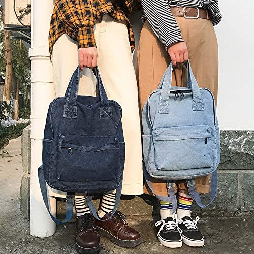 Sac Pour Blue1 En Shopping Toile À Voyage Le À Travail Multifonction Grand Femme Bandoulière Sac Sacs Sac Femme Pour Joytea Bandoulière XwxPqZRn