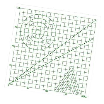 Tablero de Dibujo Plantilla básica de la Estera del diseño del ...