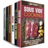 Stilvoll Cooking Box Set (6 in 1): Over 180 Sous Vide, Slow Cooker, Vegan, Soup, Chinese Recipes and Cocktails (Modern Meals Book 2)
