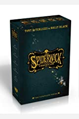 The Spiderwick Chronicles, the Complete Series: The Field Guide; The Seeing Stone; Lucinda's Secret; The Ironwood Tree; The Wrath of Mulgrath Paperback