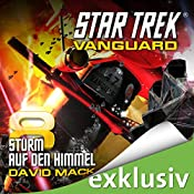 Star Trek: Sturm auf den Himmel (Vanguard 8) | David Mack