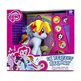 My Little Pony - In Perfect Harmony Play-a-Song book and Rainbow Dash Plush - PI Kids